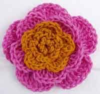 Free Crochet Flower Patterns Extraordinary Over 48 Free Crocheted Flowers Patterns At AllCraftsnet