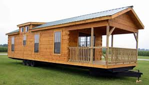 Mobile Home Log Cabins Log Cabin Mobile Homes Design 16045