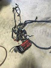ford f150 wiring harness 1992 1993 ford f150 4 9l main wiring harness and fuse box used oem