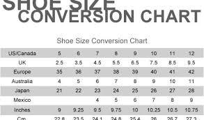 69 Hand Picked Children Shoe Size Conversion Chart Australia