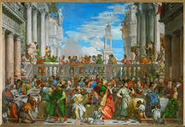the politics of representation paolo veronese, benedetto da The Wedding At Cana Painting By Paolo Veronese paolo veronese, wedding at cana, [paris], 1562 Paolo Veronese Inquisition