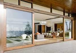 large patio doors large sliding glass