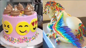 Top 20 Amazing Birthday Cake Decorating Ideas Oddly Satisfying