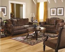 sofa set bradington truffle 15400 signature design by ashley furniture