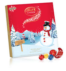 Lindor Advent Calendar | Christmas Chocolates | Lindt