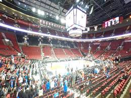 Moda Center At The Rose Quarter Seat Views Section By Section