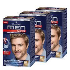 image is loading 3 x schwarzkopf men perfect anti grey hair