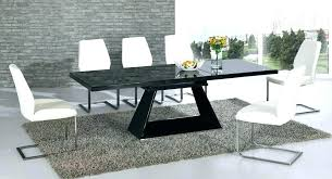 full size of outstanding black dining table set with bench glass and chairs ikea bla home