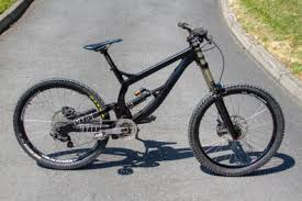 2016 transition tr450 downhill bike