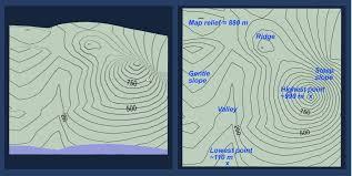 reading topographic maps pdf free