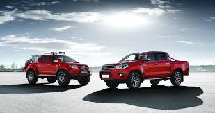 New Toyota Hilux 2016 is a pickup par excellence - Torque