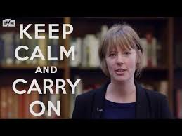 The Story of <b>Keep Calm and</b> Carry On - YouTube