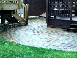 cost of brick patio average cost of patio patio cost patio cost fresh patio cost or