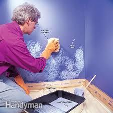 Sponge Painting Ideas Best 25 Sponge Painting Walls Ideas On Pinterest Sponge  Paint Templates