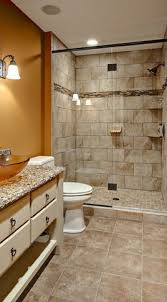 different bathrooms styles. another really excellent confluence of two completely different styles tiling. the long-and bathrooms