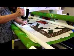 85 best Loading a Longarm images on Pinterest | Longarm quilting ... & Finishing Your Quilt 2 -by Elaine Gilmore - YouTube. Machine Quilting  TutorialMachine Quilting PatternsLongarm ... Adamdwight.com