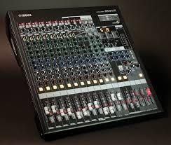 yamaha mixer. yamaha mgp16x mixer. mixer