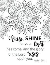 Jesus, children and the bible with a cross. Free Printable Bible Verse Coloring Pages Raise Your Sword