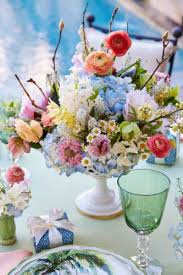 spring flower arrangements flower