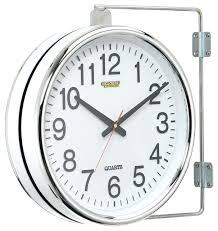 double sided wall clock two sided outdoor clocks designs double sided wall clock for double sided wall clock