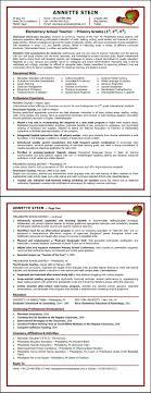 Sample Teaching Resume Cover Letter Elementary Teacher Awesome
