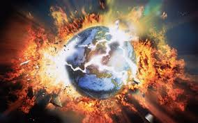 Image result for exploding earth  images