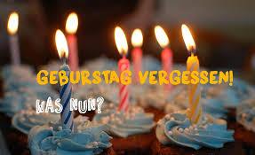Geburtstag Vergessen Entschuldigung An Freunde Und Familie