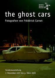 Ghost Cars by Frédérick Carnet | Dodho Magazine