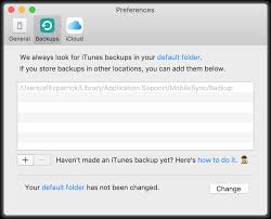 Where Does Itunes Store Ios Backups