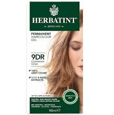 Herbatint Chart Herbatint Hair Colour Copperish Range 9dr 10dr
