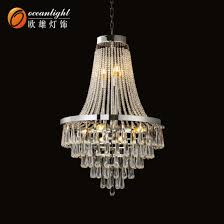 crystal led chandelier lighting with asfour crystal or chinese k9 crystal