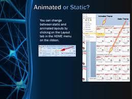 Brain Neurons - A Powerpoint Template From Presentermedia.com