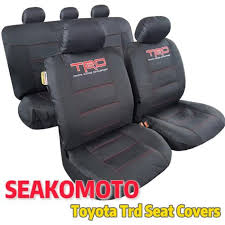 60 best toyota tacoma seat covers
