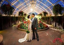 anne and bei phipps conservatory and botanical gardens wedding