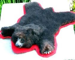 real bear skin rug fake bear skin rug real bear skin rug fake bear skin rug