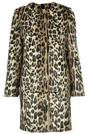 leopard print fur coat collarless faux fur coat in all over leopard print with front popper fastenings and side river island leopard print faux fur coat