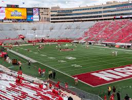 Camp Randall Student Section Seating Chart Camp Randall Stadium Z 1 Seat Views Seatgeek