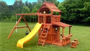 medium size of small wooden swing set plans little tikes strasbourg and slide backyard best yard