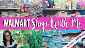 walmart with me walmart haul birthday gift ideas toiletries