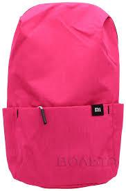 маленький <b>рюкзак</b> для города <b>Xiaomi MI Mini Backpack</b> 10L pink ...