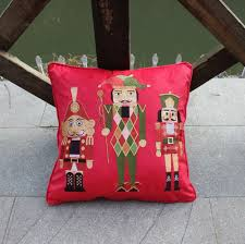 vezo home embroidered puppet velvet sofa chair seat home decoration cushions throw pillows pillowcase 18x18 outdoor furniture pads patio
