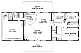 Ranch House Plans   Ottawa     Associated Designs    Ranch House Plan   Ottawa     Floor Plan