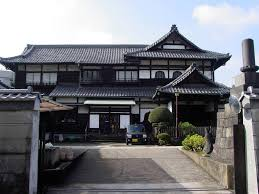 Ancient Style House With Wimpy Japanese Car Asian Homes Modern On Home