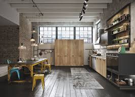 Industrial Kitchen Industrial Contemporary Kitchen By Snadeiro Beautiful