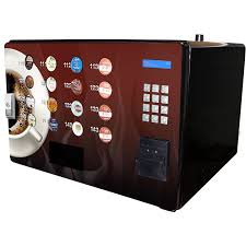 Vending Machine Credit Card Processing Inspiration Seaga SS48 KCup Vending Machine With Credit Card Reader Cashless