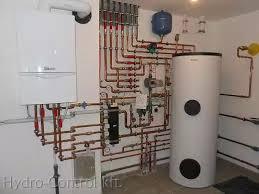 Installation Chauffage Central et Travaux de plomberie sanitaire -