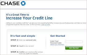 When To Ask For A Credit Line Increase Chase Com Increasemyline Increase Credit Limit For January 2019