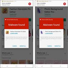 My Norton Chart App More Hidden App Malware Found On Google Play With Over 2 1