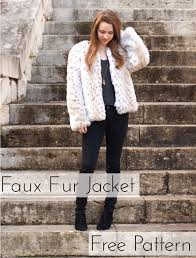 Fur Coat Pattern