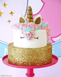 how to make a unicorn birthday cake step by step tutorial recipe to